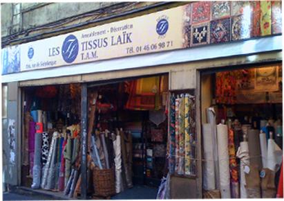 Boutique Tissus Laïk